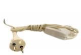 Шнур для бра с переключателем