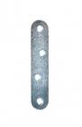 Пластина крепежная ПК-100 цинк (500)
