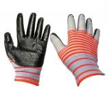 Перчатки нейлон анти-порез матроска серые (12/720)